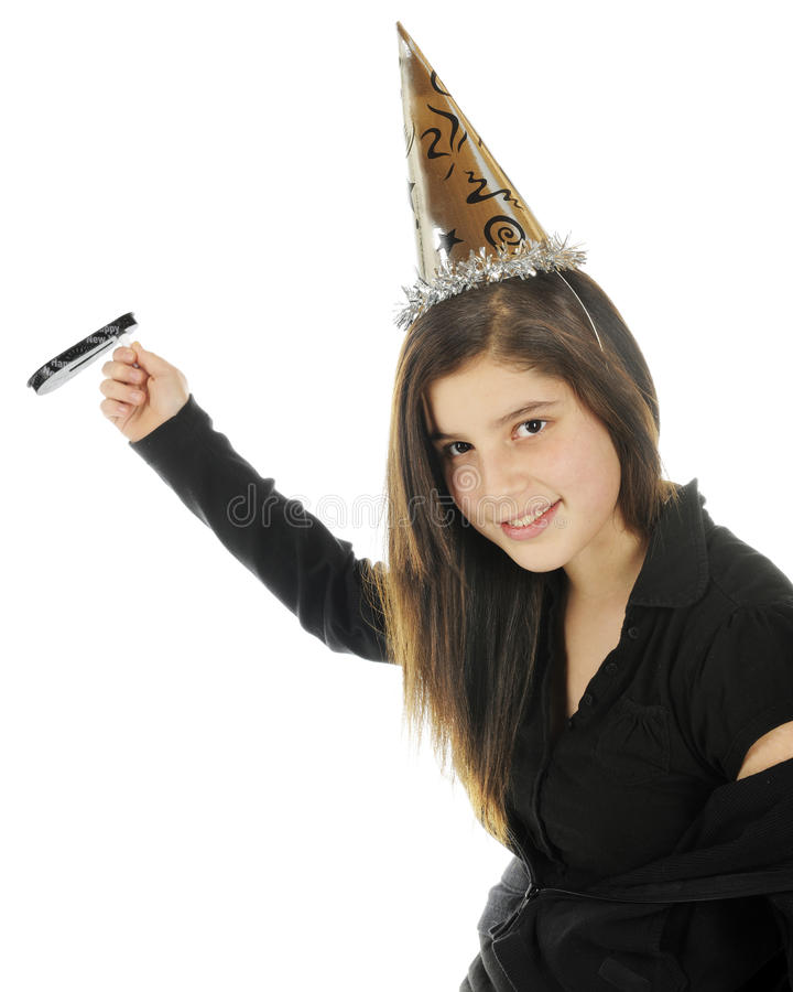 Download New Year Tween stock image. Image of attractive, silver - 22339101