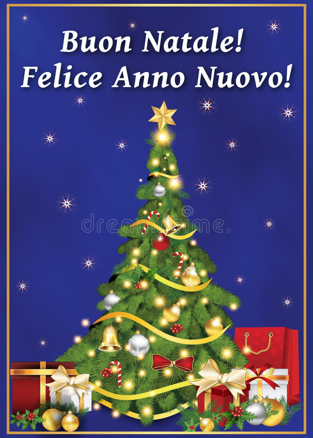 New year wishes in italian language stock illustration download new year wishes in italian language stock illustration illustration of christmas greeting m4hsunfo