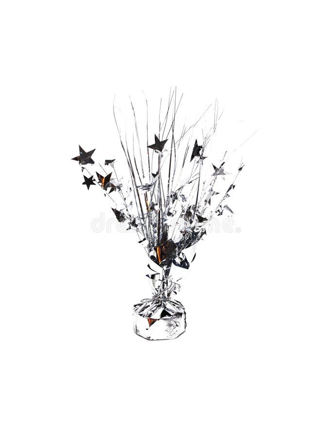 New Years Decoration royalty free stock photography