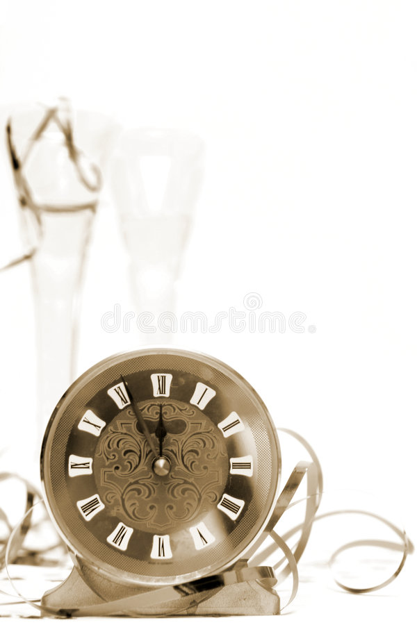New Years Eve stock photography