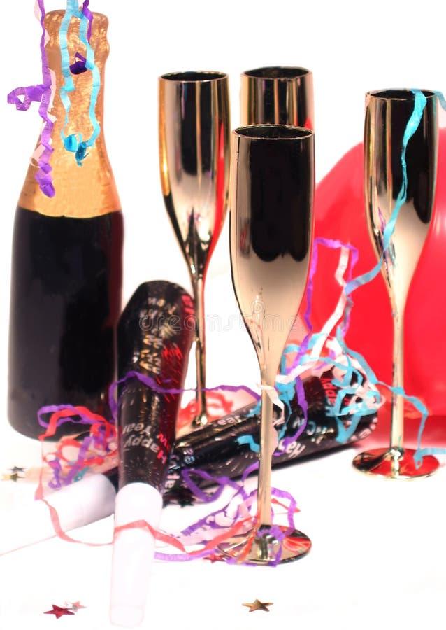 New Years Eve stock photo