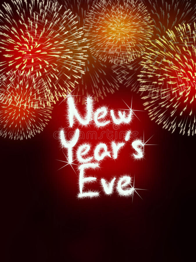 Download New Years Eve Anniversary Firework Celebration Party Red Stock Photo - Image of feast, bright: 48026222
