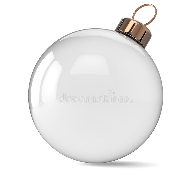 New Years Eve Christmas Ball Ornament Clean Decoration ...