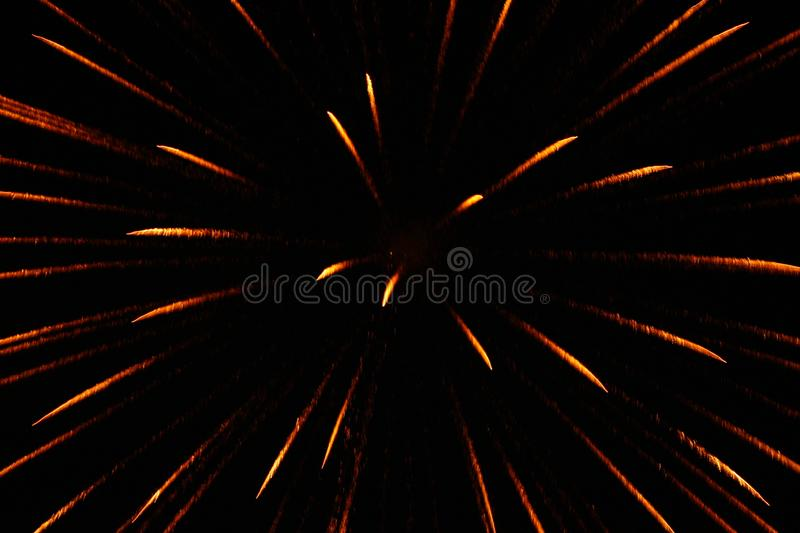 New Years Eve Fireworks Display 2018 stock photos