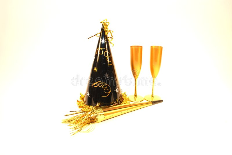 Download New Years Party stock photo. Image of 12pm, glasses, midnight - 3858520