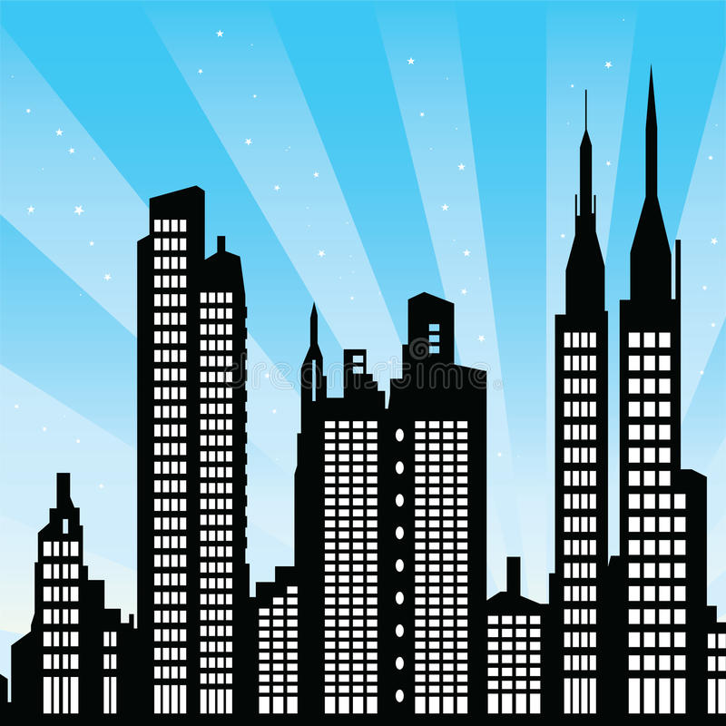 Download New York stock vector. Image of architecture, design - 20529261