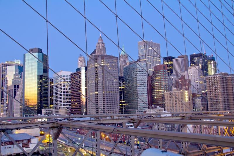 New York stock afbeelding