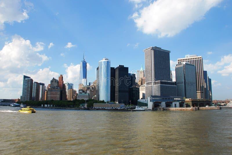 New York стоковые фото