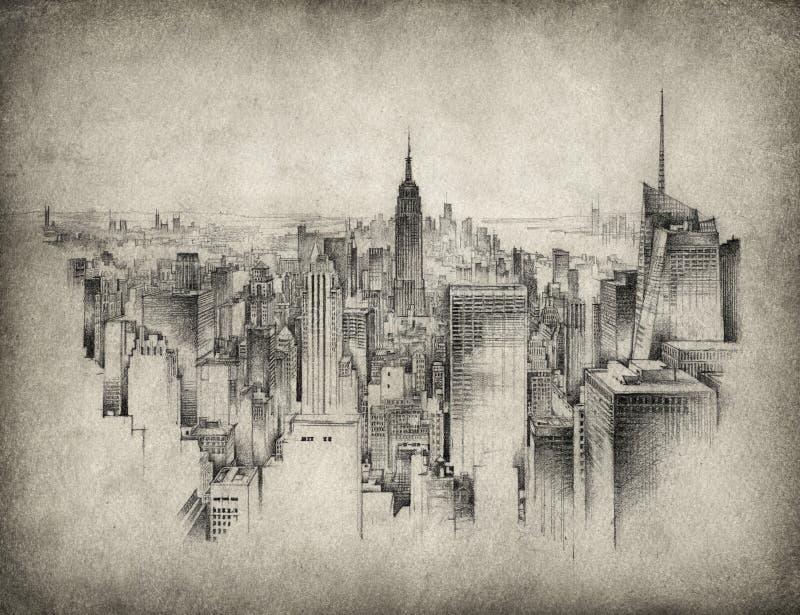 New York бесплатная иллюстрация