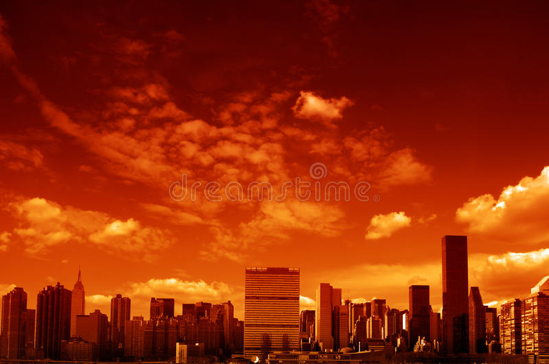 Download New York stock image. Image of skyscrapers, destination - 9583227