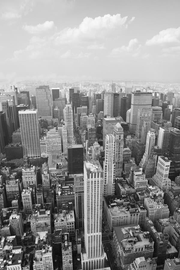 New York: arquitectura da cidade de manhattan imagens de stock royalty free