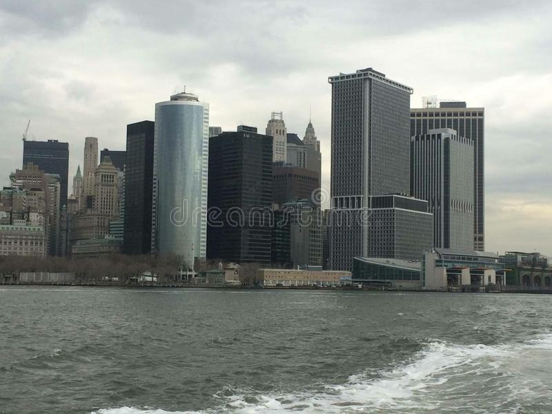 New York! stock images