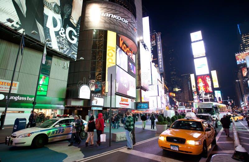 New York, Broadway imagem de stock royalty free