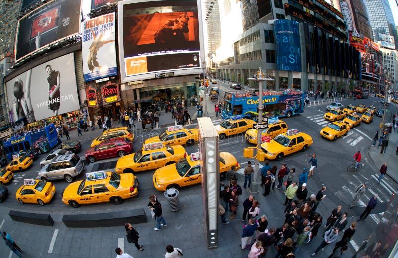 New York, Broadway imagem de stock