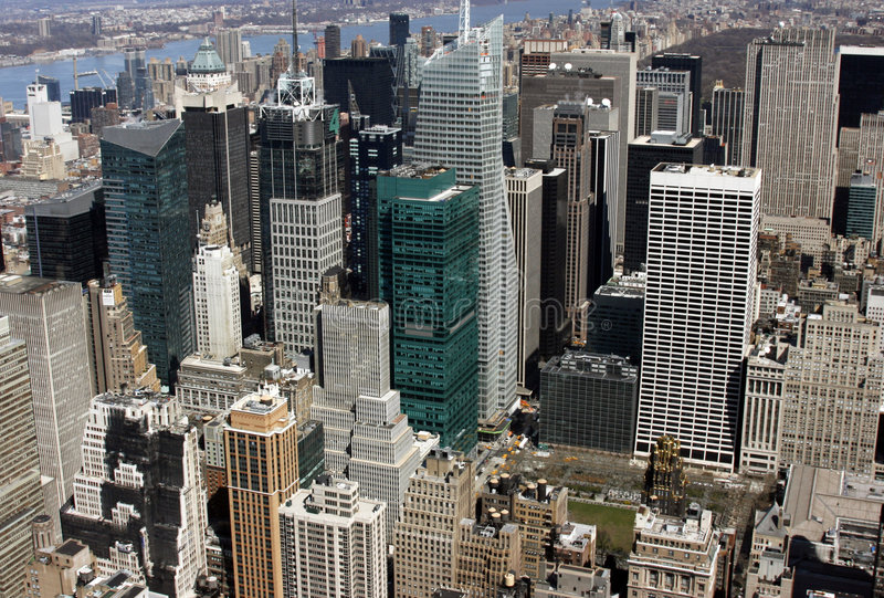 Download New York buildings stock photo. Image of empire, business - 9084878