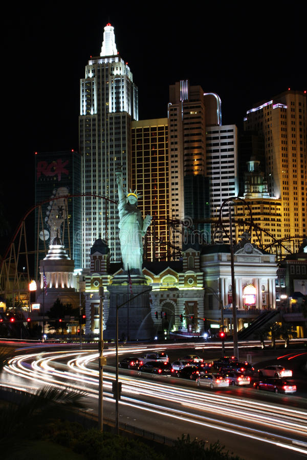 Download New York casino editorial image. Image of american, busy - 16458530