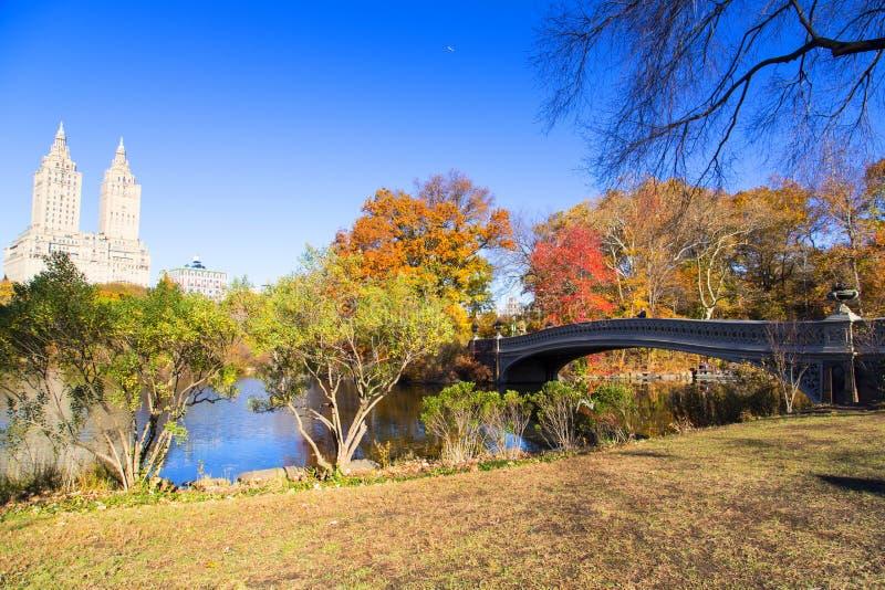 New York, Central Park stockbilder