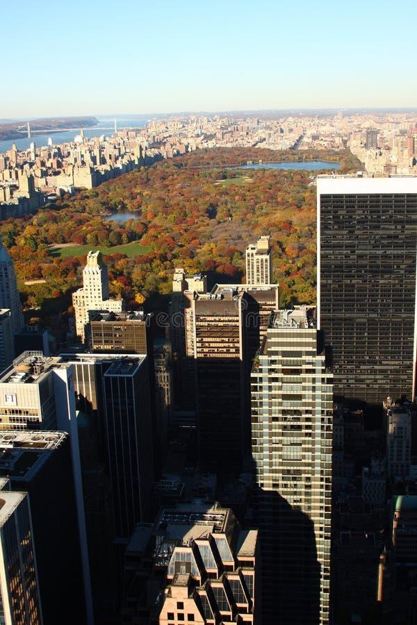 New York Central Park immagini stock