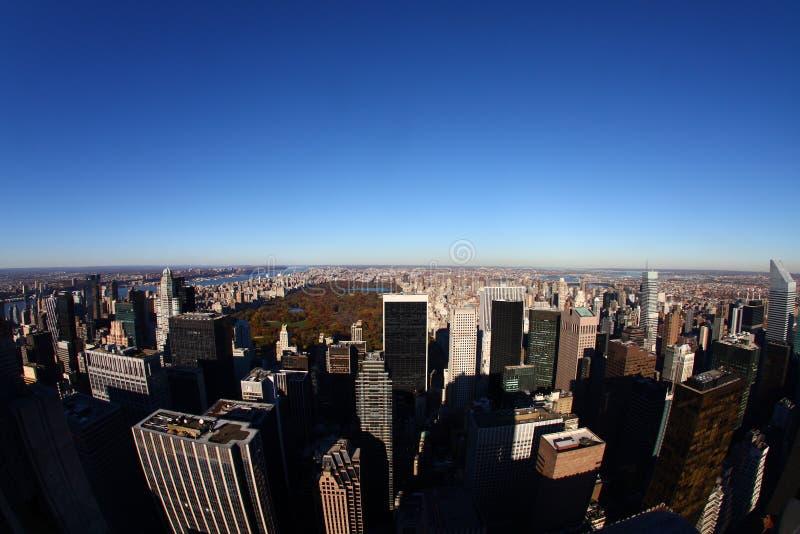 New York Central Park immagine stock libera da diritti