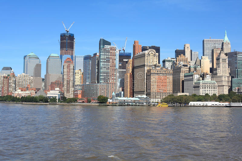 Download New York City stock image. Image of pier, city, empire - 24474969
