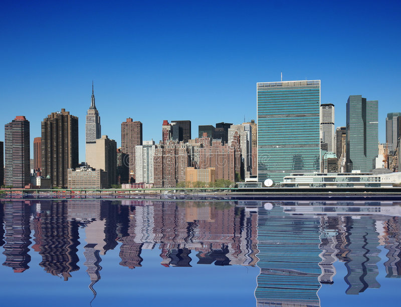 New York City imágenes de archivo libres de regalías