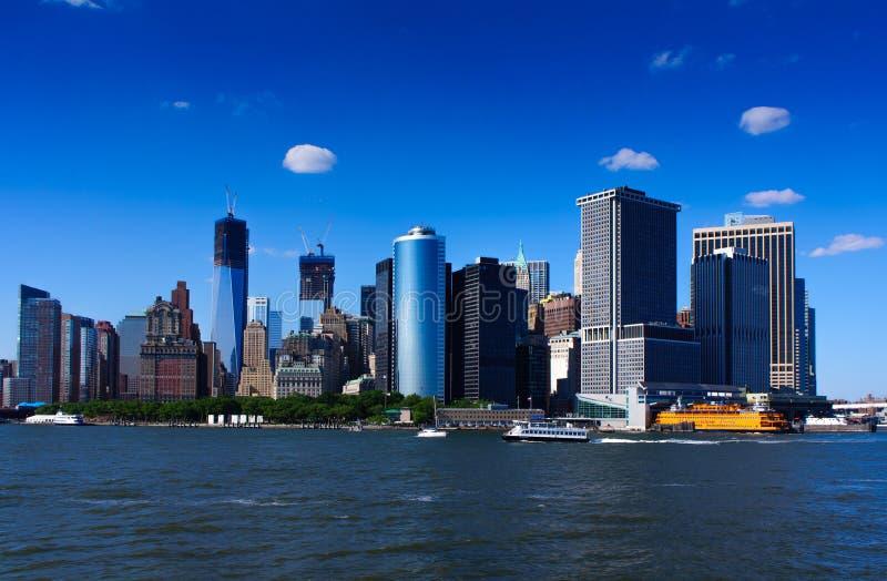 New York City stockbilder