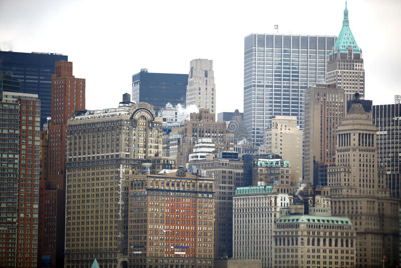 New York City royaltyfria foton