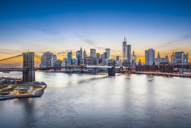 New York City arkivbild