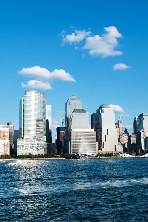 Free New York City - 4 Sep Royalty Free Stock Photos - 17146638