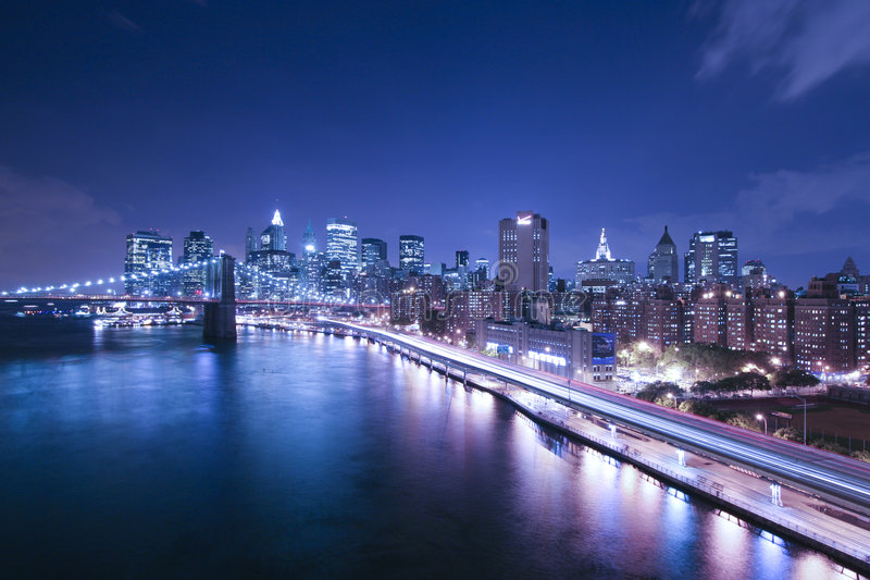 New York City fotografia de stock royalty free