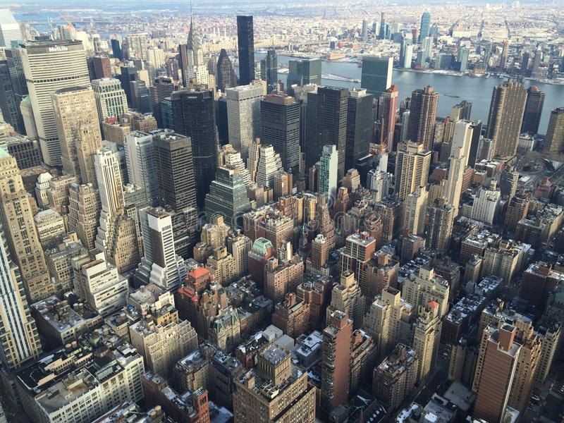 New York City 2 photo libre de droits