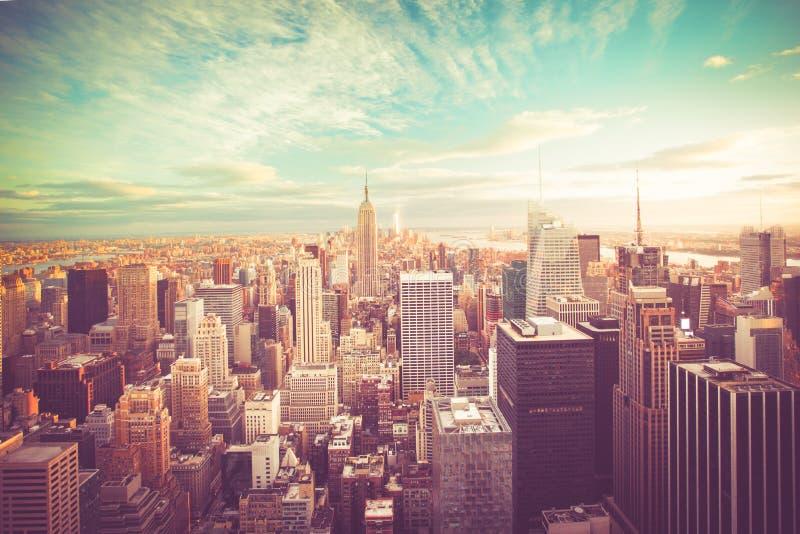 New York City immagine stock