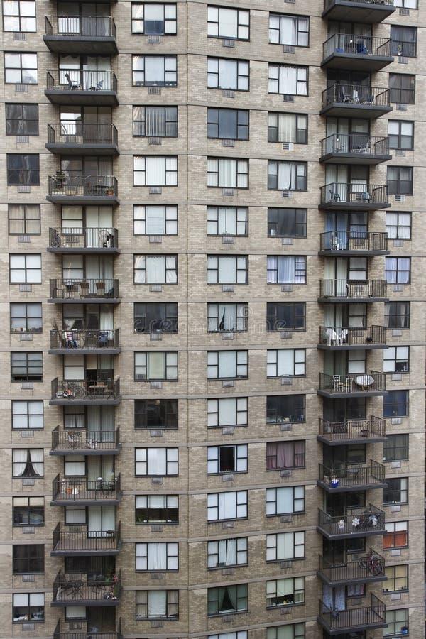 Free New York City Apartment Building. Stock Photo - 2042140