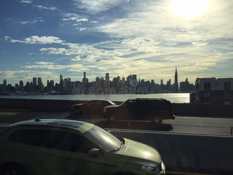 New York City bonito foto de stock
