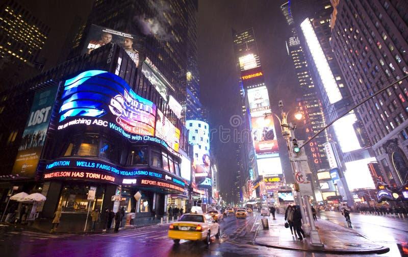 New York city ,Broadway stock photos