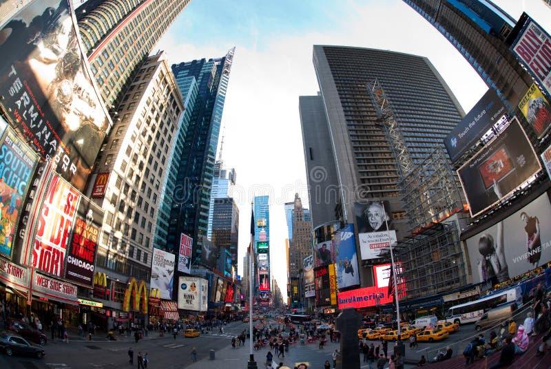 New York City, Broadway imagem de stock