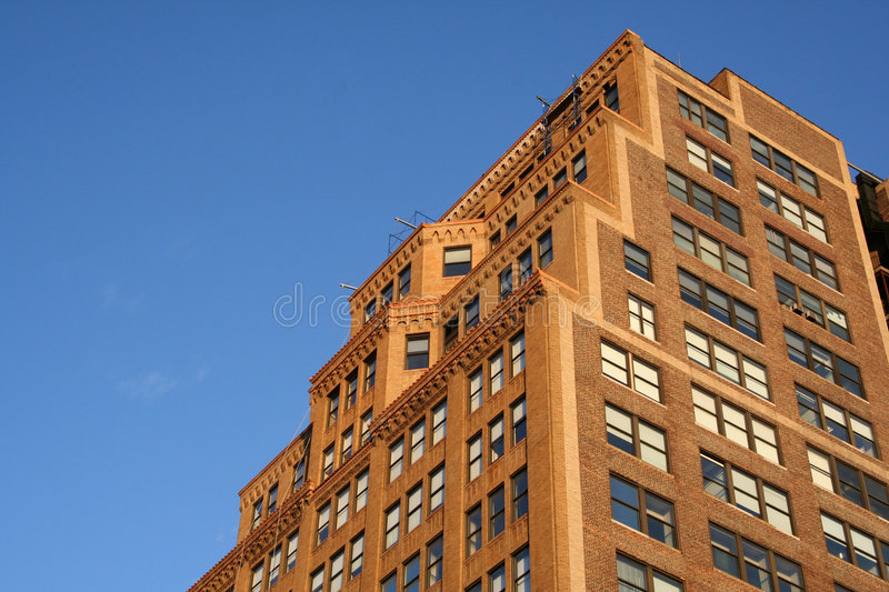 New York City Building royalty free stock images