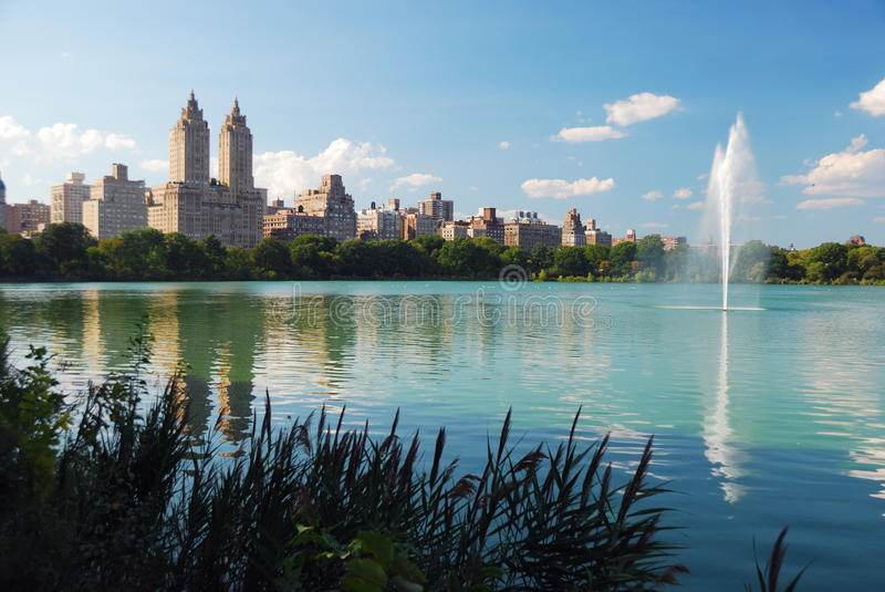 New York City Central Park fotografie stock