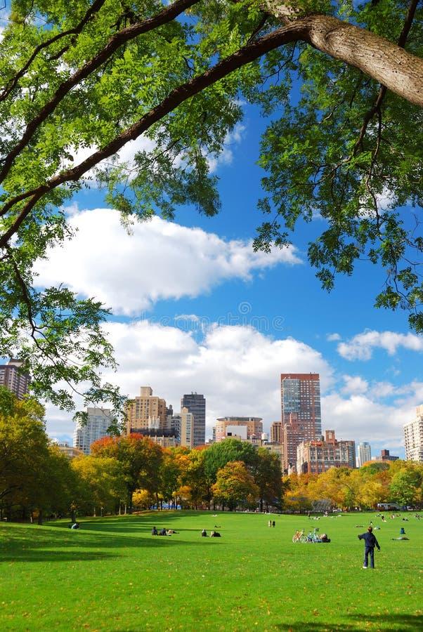 New York City Central Park royalty free stock photo