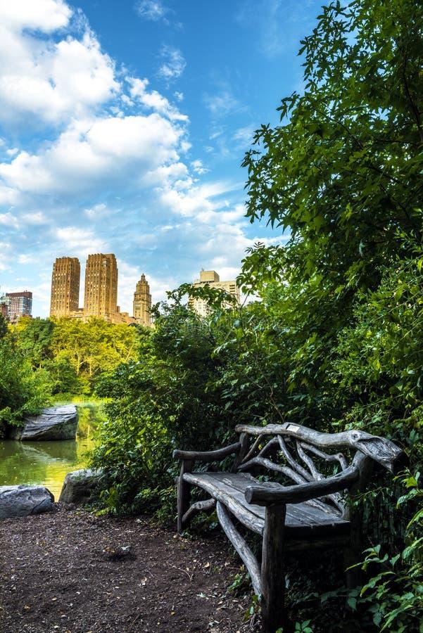 New York City Central Park immagini stock libere da diritti