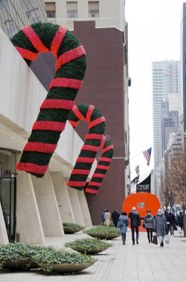 New York City Christmas Editorial Photography Image Of
