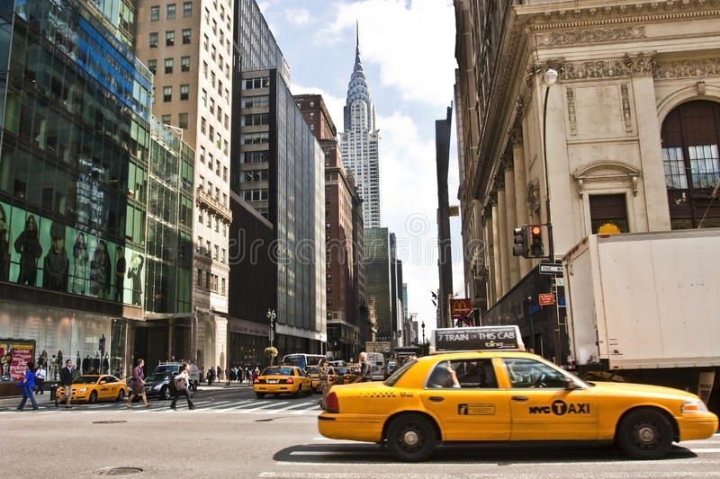 Download New York City Chrysler Building Editorial Photography - Image: 14077292