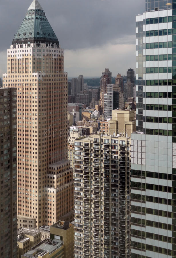 Download New York city ciew stock image. Image of cloud, scene - 33091771