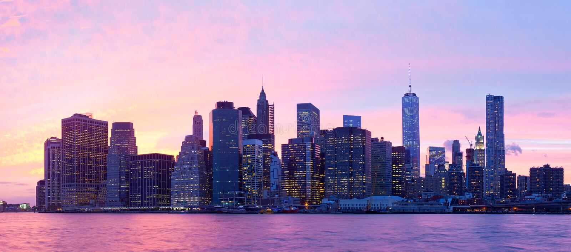 New York City, Etats-Unis image stock