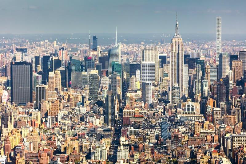New York City, EUA fotografia de stock