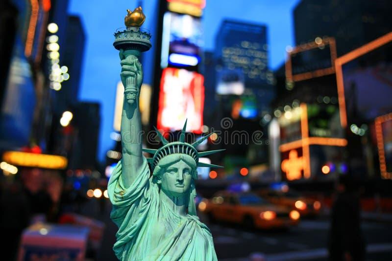 New York City - jour et nuit images libres de droits