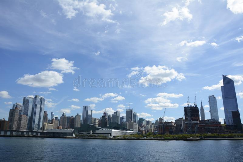 New York City - les Etats-Unis d'Amecica photos stock