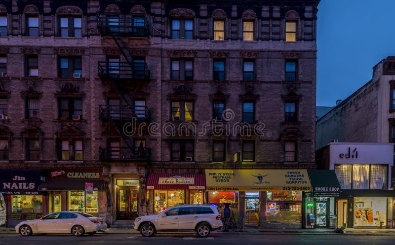 Download New York City, Lexington Avenue Editorial Stock Photo - Image: 29761873