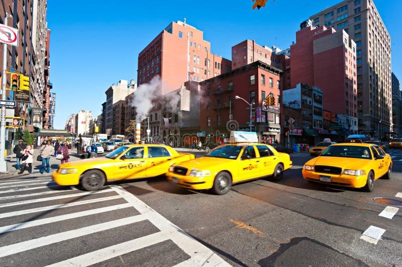 New York City, los E.E.U.U. imágenes de archivo libres de regalías