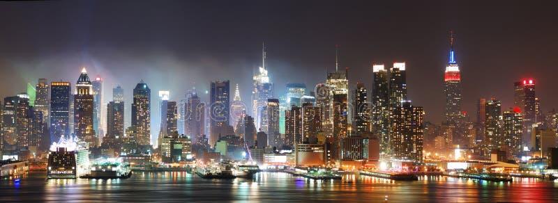 New York City Manhattan immagini stock